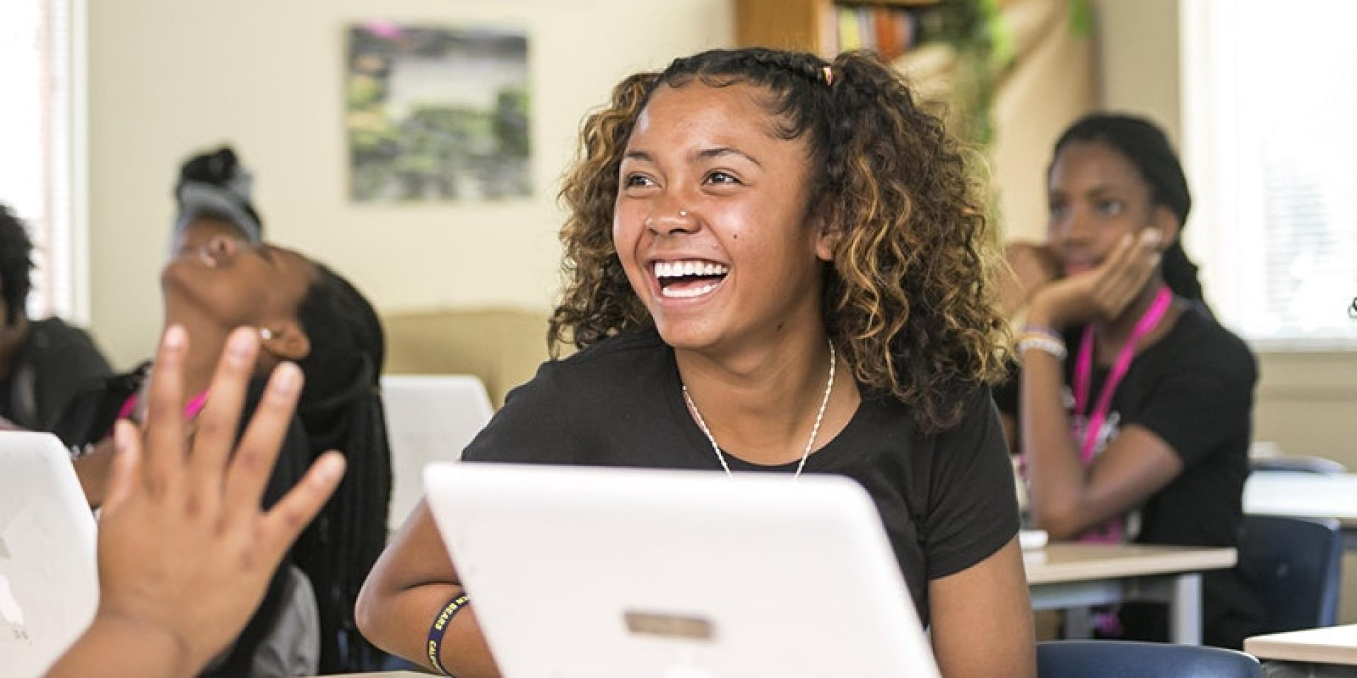 Image forBlack Girls CODE Tech;Me Series with Google, Presents: Talk Product To Me !